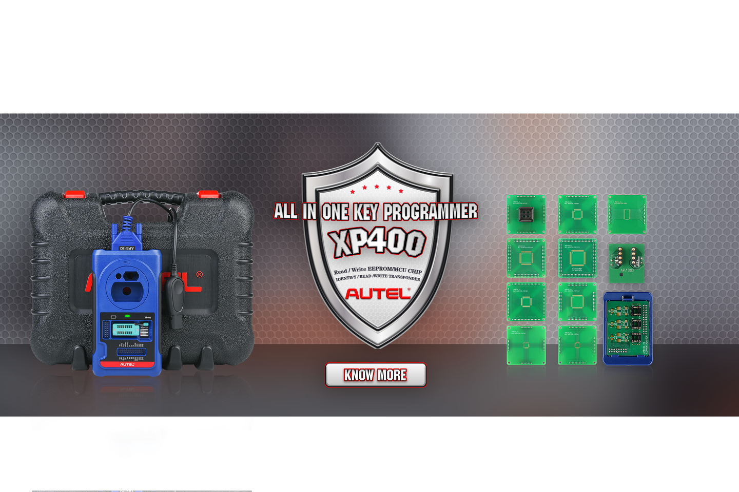 Autel XP400 key chip programmer