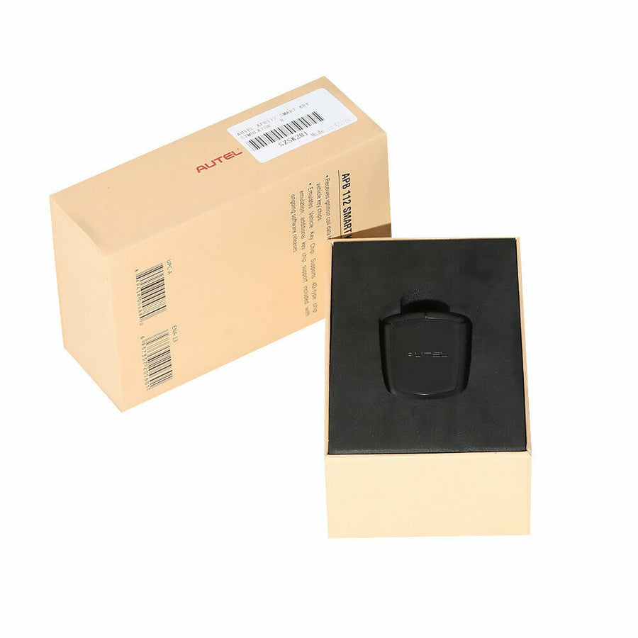 Autel APB112 Smart Key Simulator with package