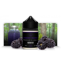 Blackberry Moonshine E-Liquid 60ml-Purplevibe