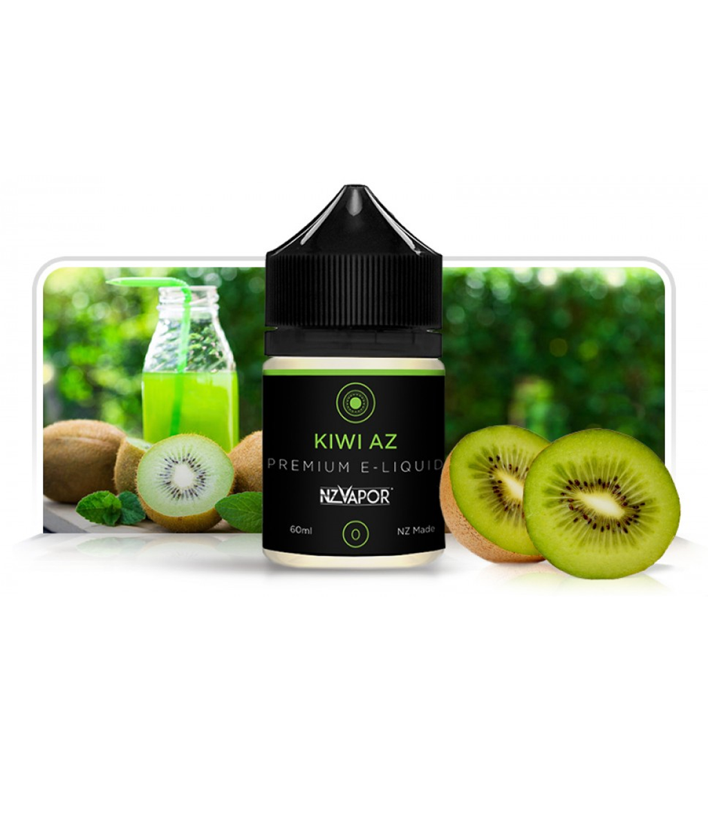 Kiwi Az! E-Liquid 60ml-Purplevibe