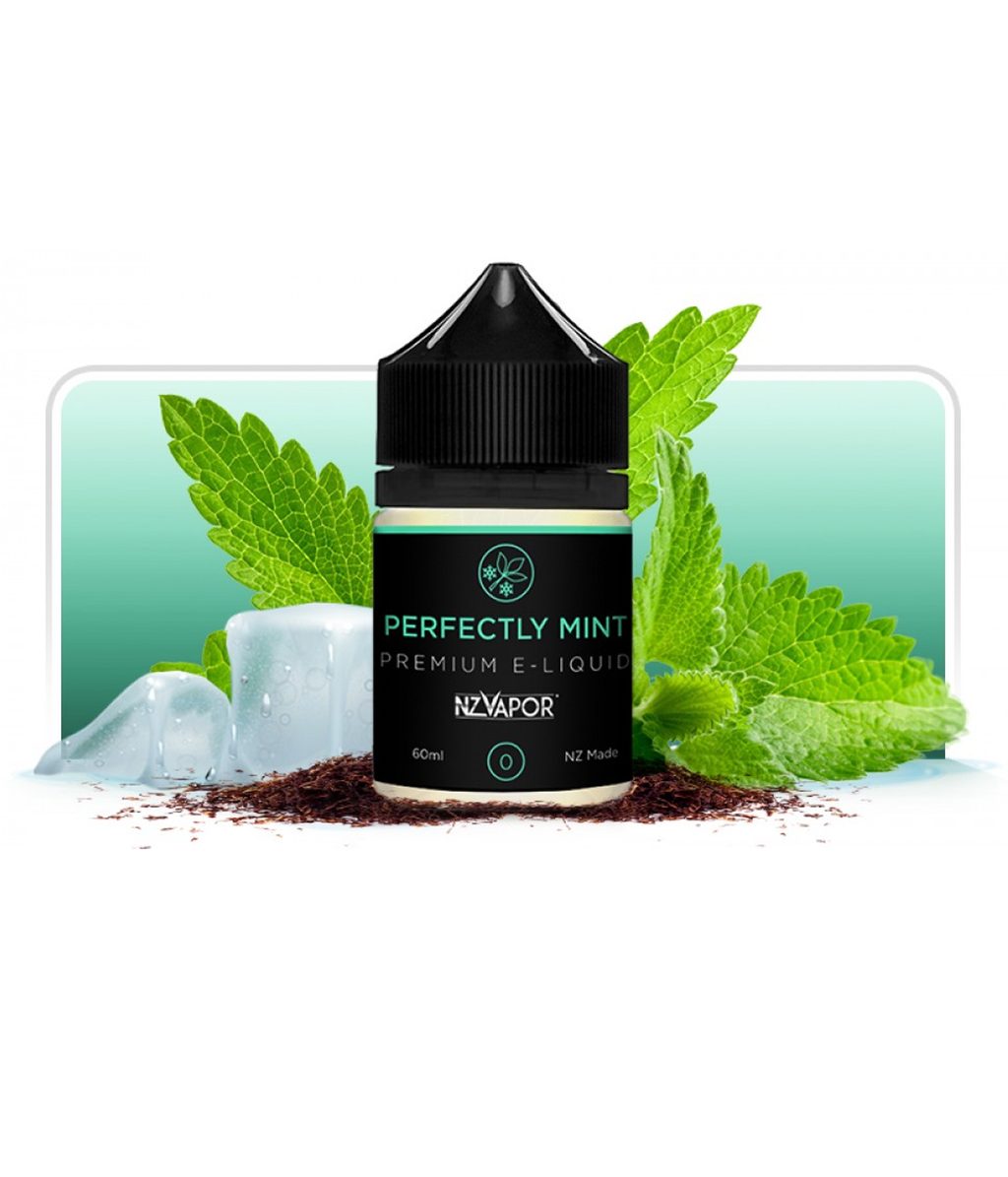 Perfectly Mint E-Liquid 60ml-Purplevibe