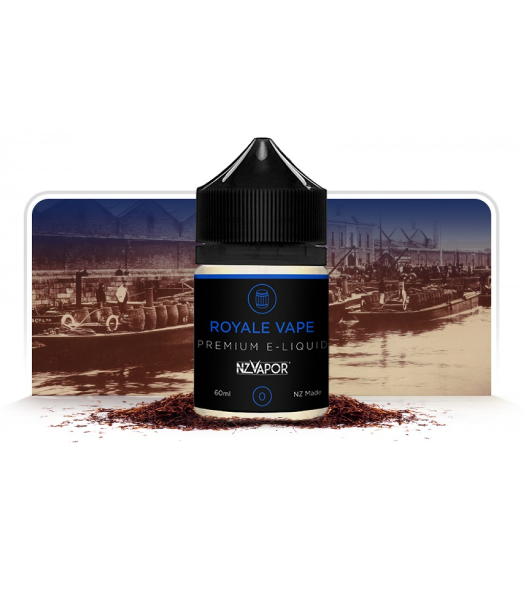 Royale Vape E-Liquid 60ml-Purplevibe