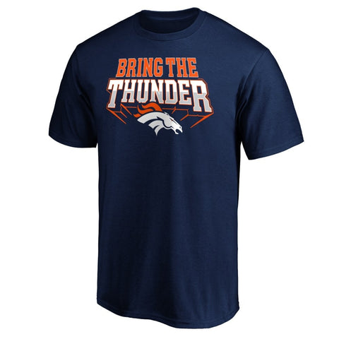 T-paita Denver Broncos Bring the Thunder