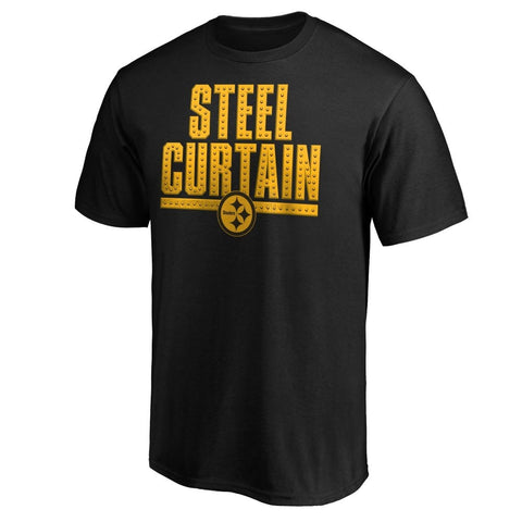 T-paita Pittsburgh Steelers Steel Curtain