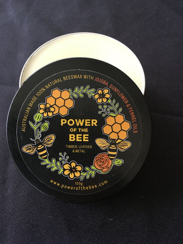 FENNEL OIL & BEESWAX MOISTURISER