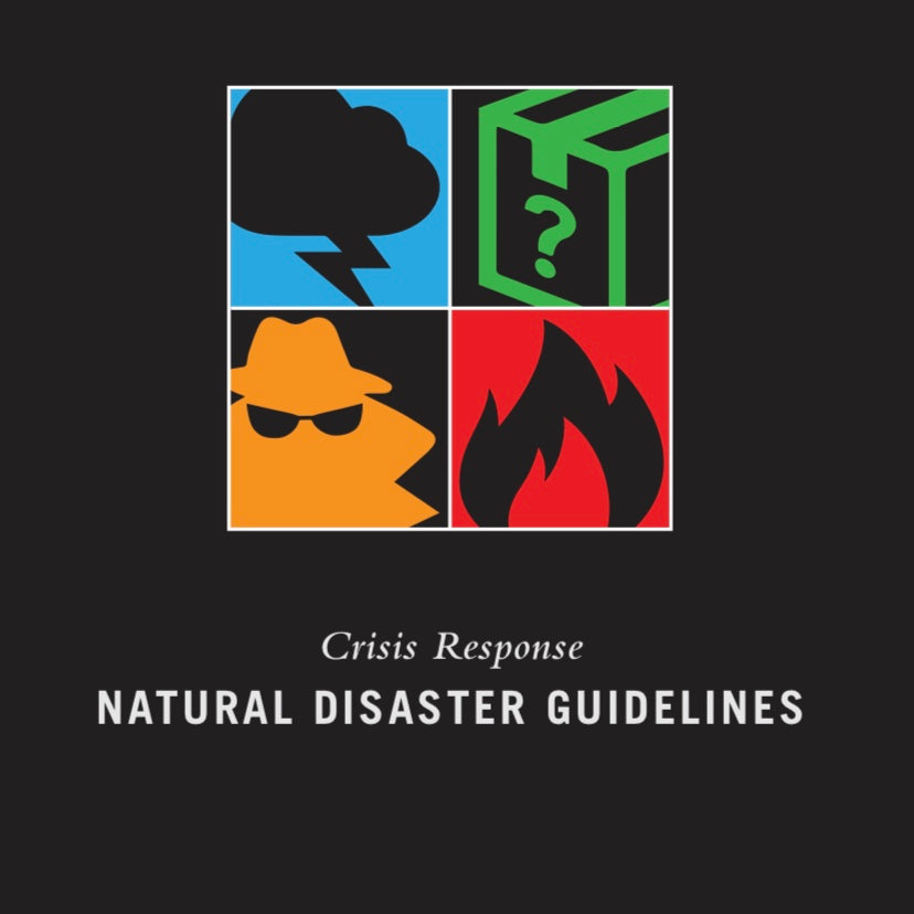 Natural Disaster Policy and Procedures