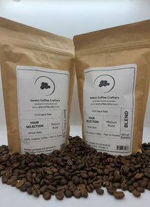 Two 8oz Bags -  Coffee Bundle - Select Coffee Crafters LLC