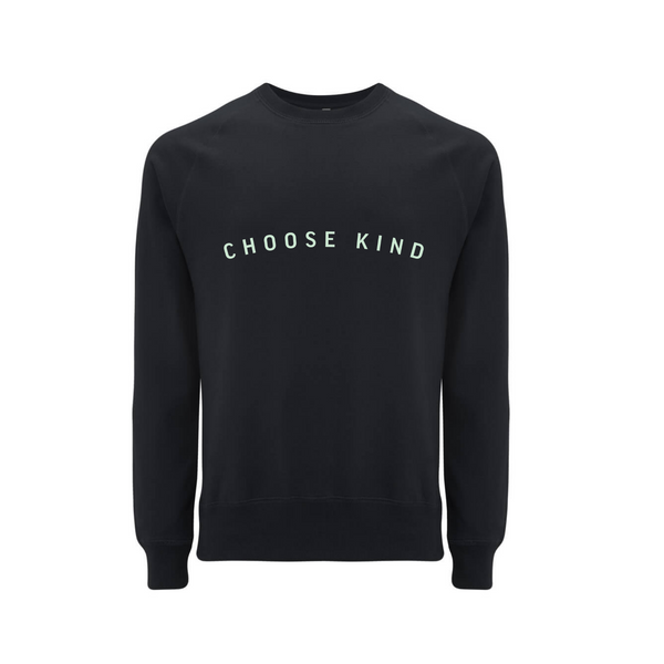 UNISEX Choose Kind Crew Sweater