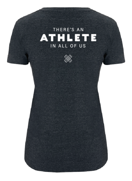 Womens Athlete X Shirt Eco