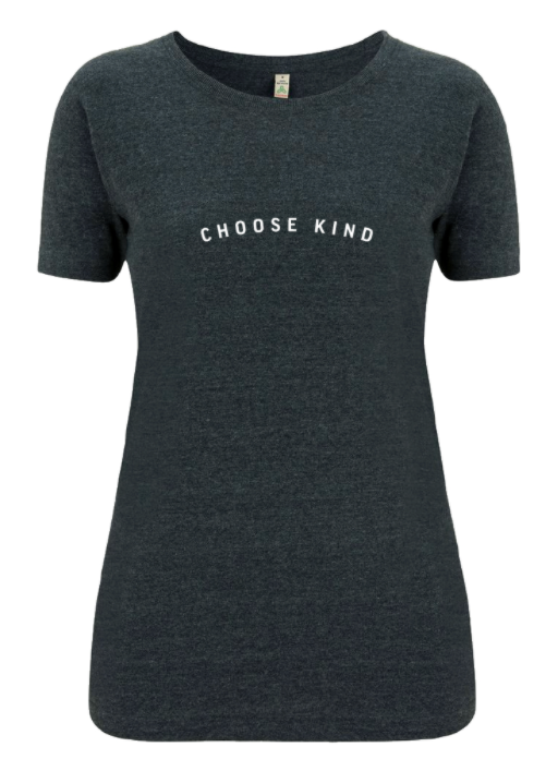 Womens Choose Kind Shirt Eco
