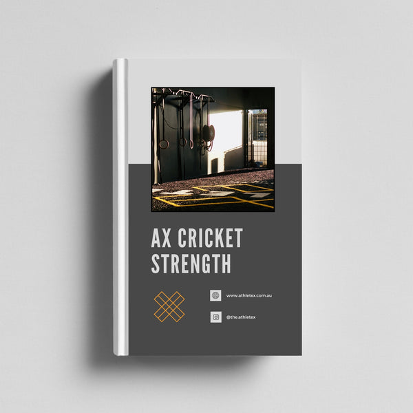 CRICKET STRENGTH 101 SAMPLE