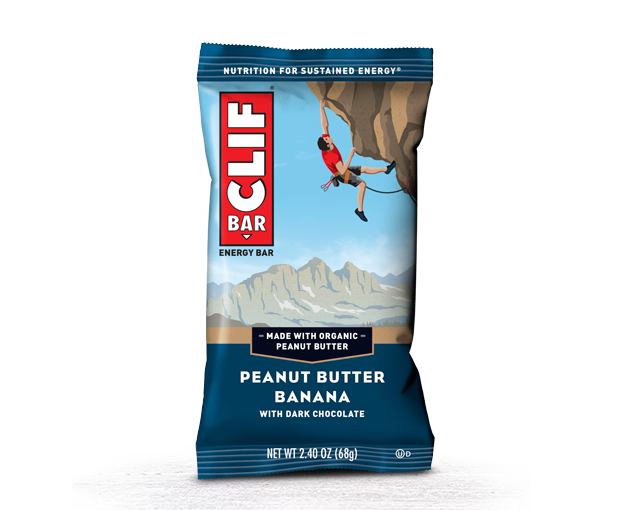Clif Bar - Peanut Butter Banana
