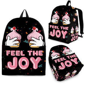FEEL THE JOY BACKPACK