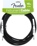 Fender Performance Series Instrument Cables - 1/4 Straight-to-Straight - CBN Music Warehouse