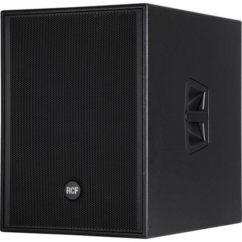 "RCF 4PRO 8003-AS Active 18"" Subwoofer with 4"" Voice Coil - CBN Music Warehouse"