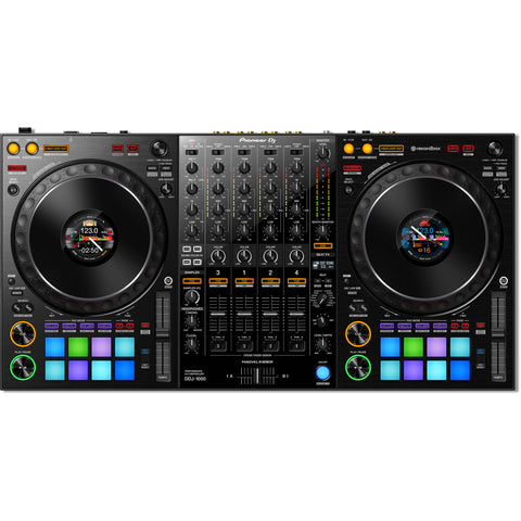 Pioneer DJ DDJ-1000 4-Channel rekordbox dj Controller with Integrated Mixer - CBN Music Warehouse