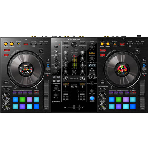 Pioneer DJ DDJ-800 2-deck Rekordbox DJ Controller - OPEN BOX - CBN Music Warehouse
