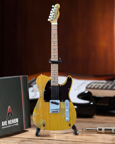 Licensed Fender™ Tele™ - Vintage Blonde - The Boss - Bruce Springsteen - CBN Music Warehouse