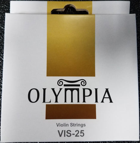 Olympia Violin Strings 1E/2A/3D/4G - CBN Music Warehouse