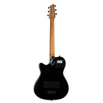 Godin A6 Ultra - High Gloss Black Guitar 030309 - CBN Music Warehouse