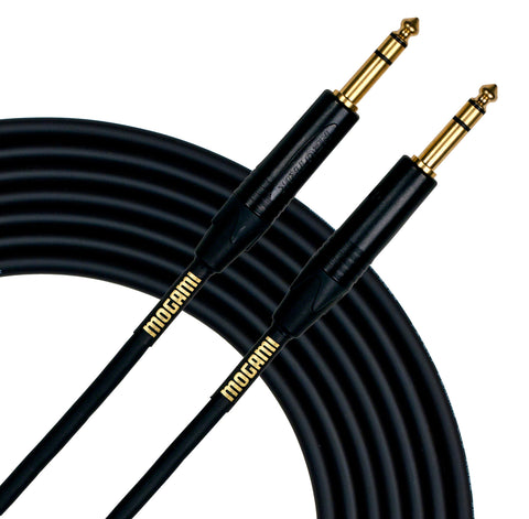 Mogami Gold Instrument Cable - 10 ft - CBN Music Warehouse