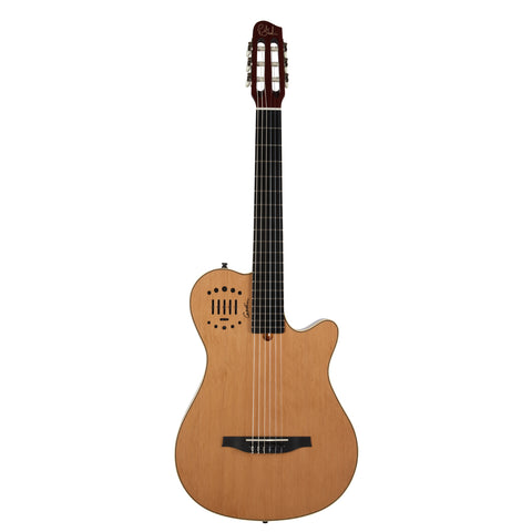Godin Guitar MultiAc Grand Concert Duet Ambiance - Natural High-gloss 031498 - CBN Music Warehouse