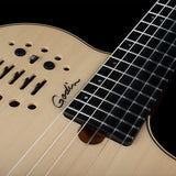 Godin Multiac Nylon String Electric Guitar High Gloss Natural - CBN Music Warehouse