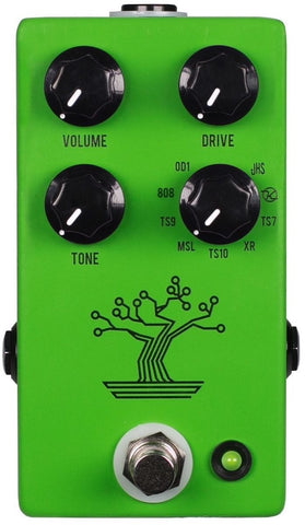 JHS Bonsai 9-way Screamer Overdrive Pedal - CBN Music Warehouse