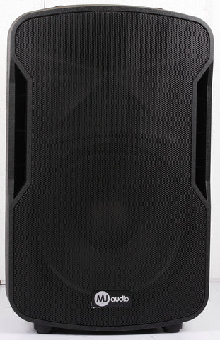 "MJ Audio BP13-15A 400W RMS 15"" 2-Way Active DJ Speaker with Bluetooth/MP3/USB/SD - CBN Music Warehouse"