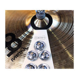 Big Fat Snare Drum Neck Tie Cymbal Topper - CBN Music Warehouse