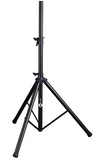 MJ Audio Stands SB400 All-Aluminum Tripod Speaker Stand - Single - CBN Music Warehouse