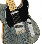 Fender Rarities Quilt Maple Top Telecaster Electric Guitar - Blue Cloud - CBN Music Warehouse