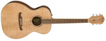 Fender FA-235E Concert Acoustic-Electric Guitar  Natural - CBN Music Warehouse