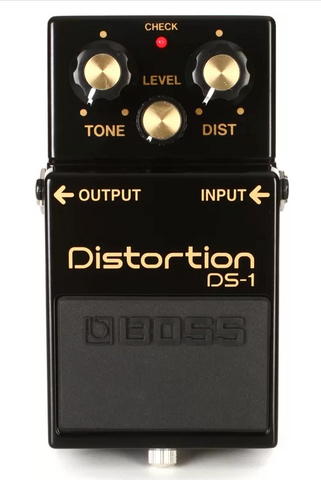 Boss DS-1-4A Distortion Pedal - 40th Anniversary Edition - CBN Music Warehouse