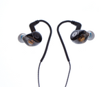 MJ Audio EB-100 Sound Isolating Monitors In-Ear Earphones / Headphones - CBN Music Warehouse