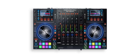 Denon DJ MCX8000 Stand-alone DJ Player and DJ Controller - CBN Music Warehouse