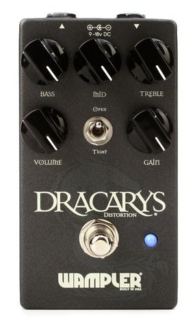 Wampler Dracarys High Gain Distortion Pedal - CBN Music Warehouse