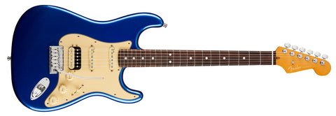 Fender American Ultra Stratocaster HSS - Cobra Blue - CBN Music Warehouse
