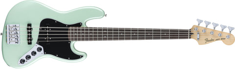 Fender Deluxe Active Jazz Bass - Surf Pearl - CBN Music Warehouse