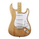 Fender Classic '70s Stratocaster Electric Guitar - Natural - CBN Music Warehouse