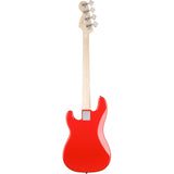 Squier Affinity Series Pressicion Bass PJ - Race Red - CBN Music Warehouse