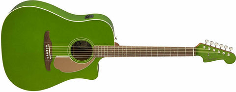 Fender California Series Redondo Player - Electric Jade - CBN Music Warehouse