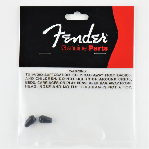 Fender Original Strat Black Switch Tips - CBN Music Warehouse