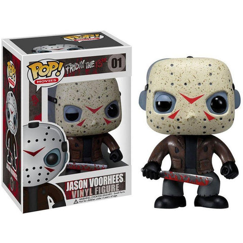 Funko Pop! Movies #01 Friday the 13th, Jason Voorhees