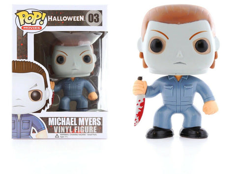 Funko Movies Pop Vinyl Figure Michael Myers Halloween