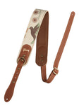 Gibson ASPS-HB The Hummingbird Premium Guitar Strap - CBN Music Warehouse