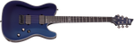 Schecter guitar Hellraiser Hybrid PT Ultraviolet 1936 - CBN Music Warehouse