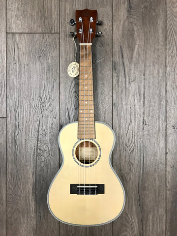 MJ Spruce Top Concert Ukulele Hawaii Guitar - CBN Music Warehouse