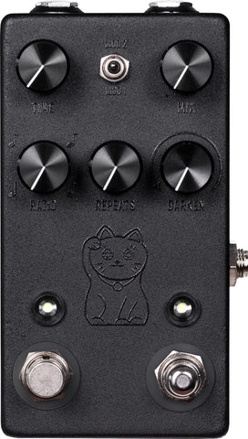 JHS Lucky Cat Tape/Digital Delay Pedal - CBN Music Warehouse