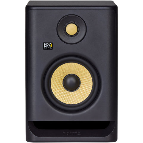 KRK RP5 ROKIT G4 Powered Studio Monitor - In Black or White - CBN Music Warehouse